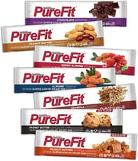 Pure Nutrition Variety Pack 7 Bars