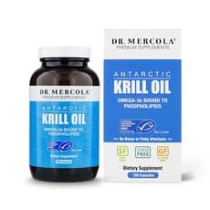 Dr. Mercola Antarctic Krill Oil 180 Capsules