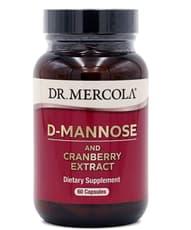 ドクターメルコラ D-マンノース&クランベリーエキス 60カプセル
