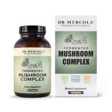 ドクターメルコラ 発酵マッシュルームコンプレックス 90カプセル