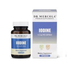 Dr. Mercola アイオジン 1.5 mg 30カプセル