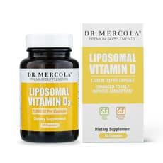 ドクターメルコラ リポソマール ビタミンD3 1000IU 30カプセル