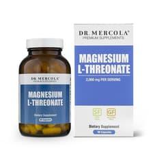 ドクターメルコラ マグネシウム L-スレオネート 90カプセル