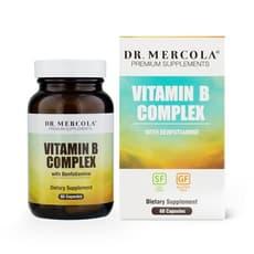 ドクターメルコラ ベンフォチアミン配合ビタミンB複合体 60カプセル