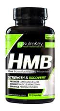 NutraKey HMB 1,000 mg 90 カプセル
