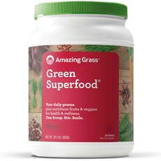 Amazing Grass Green SuperFood Berry 28.2 oz