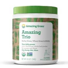 Amazing Grass 大麦草、小麦草、アルファルファ 240g