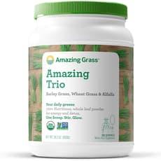 Amazing Grass 大麦草、小麦草、アルファルファ 800g