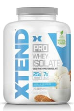 Scivation Xtend Pro ホエイ アイソレート  バニラアイスクリーム味 70 サービング 2.27 kg