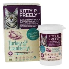Fidobiotics KITTY P. FREELY 泌尿器 トラクト サポート プロバイオティクス 30日分(猫用)