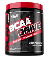 Nutrex Research BCAA ドライブ 200錠