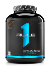 Rule One R1 Whey Blend Chocolate Peanut Butter 5.1 lb