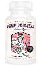 Legendairy Milk Pump Princess 60 Veg Capsules