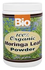 Bio Nutrition 100% オーガニック モリンガ リーフ パウダー 300g