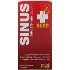 Redd Remedies サイナス アダルト サイナスサポート 100 タブレット
