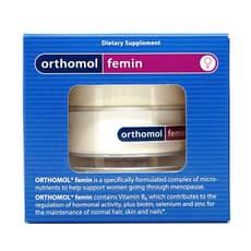 Orthomol フェミン (カプセル) 30日分