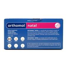 Orthomol ナタール (錠剤, カプセル) 30日分