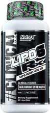 Nutrex Research LIPO 6 Rx マキシマムストレングス 60液体カプセル