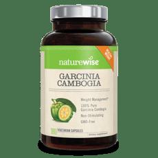 Naturewise Garcinia Cambogia 180 Veg Capsules