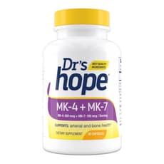 Dr\'s Hope MK-4 + MK-7 90カプセル