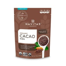 Navitas Naturals カカオニブ(Cacao Nibs)16オンス