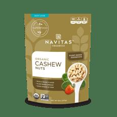Navitas Naturals オーガニックカシューナッツ 8オンス