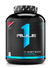 Rule One R1 Whey Blend Strawberries & Creme 4.8 lb