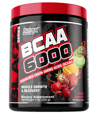 Nutrex Research BCAA 6000フルーツパンチ 255 g