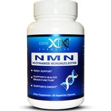 GeneX Formulas NMNニコチンアミド モノヌクレオチド 60 ベジカプセル