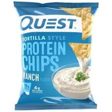 Quest Nutrition トルティーヤスタイルプロテインチップスランチ 32 g