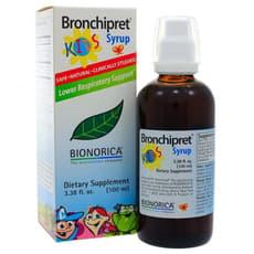 Bionorica ブロンチプレット キッズシロップ  100 ml