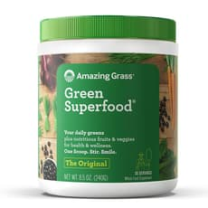 Amazing Grass Green SuperFood All Natural Drink Powder 8.5 oz