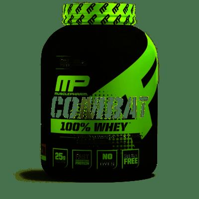 Musclepharm コンバット 100% ホエイ チョコレートミルク 2.26 kg