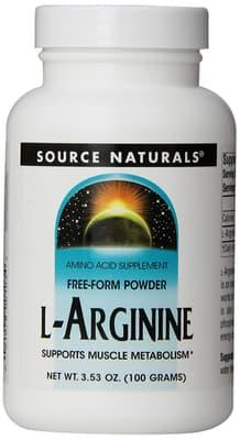 Source Naturals L-アルギニン 100 g