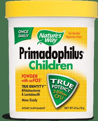 Nature's Way プリマドフィラス子供用 141 g