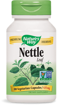 Nature's Way イラクサの葉 435 mg 100ベジカプセル