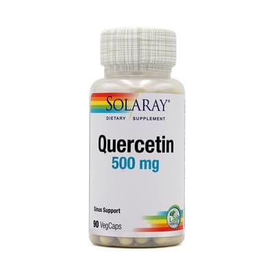 SOLARAY ケルセチン 500 mg 90 カプセル