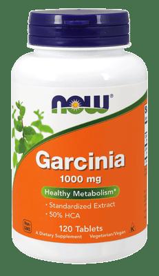 Now Foods ガルシニア 1,000 mg 120 錠