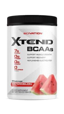 Scivation Xtend BCAAs ウォーターメロン30サービング 384 g