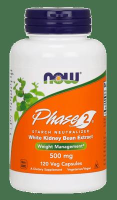 Now Foods フェーズ2 500 mg 120 ベジカプセル
