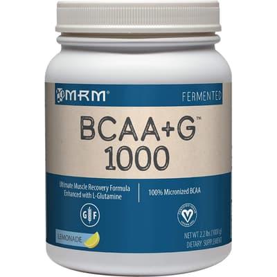 MRM BCAA+G 1,000 アミノ酸 レモネード味 1 kg