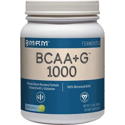 MRM BCAA + G 1000アミノ酸 グリーンアップル味 1 kg