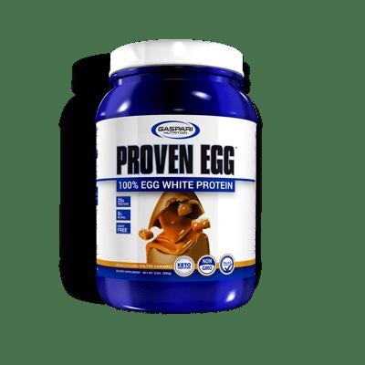 Gaspari Nutrition Proven Egg Salted Caramel 2 lb