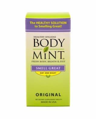 Body Mint フレッシュボディーブレス & フィート オリジナル 60 錠