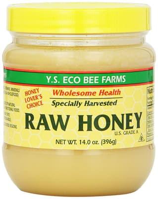 Y.S. Eco Bee Farms Raw Honey 14 oz