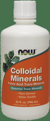 Now Foods コロイドミネラル 946 ml