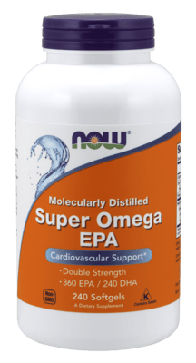 Now Foods スーパーオメガEPA 360 mg 240 ソフトジェル