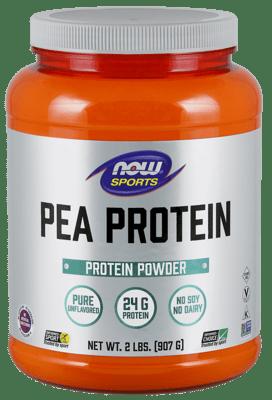 Now Foods 植物性のソイプロテイン 907 g
