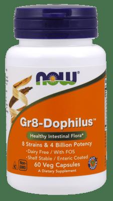 Now Foods Gr8-ドフィルス  60ベジカプセル