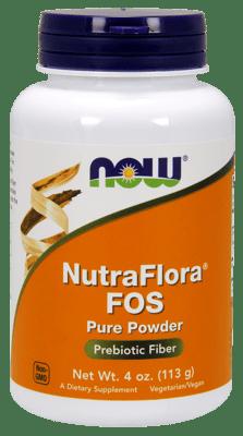 Now Foods ヌトラフローラ FOS 113 g
